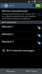 Samsung Galaxy S3 Neo - wifi - handmatig instellen - stap 6