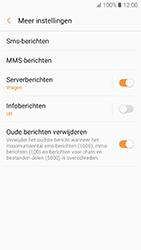 Samsung Galaxy A5 (2017) - SMS - handmatig instellen - Stap 7