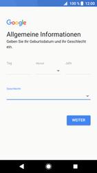 Sony Xperia XZ1 Compact - Apps - Einrichten des App Stores - Schritt 10