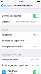 Apple iPhone SE - iOS 11 - Internet et roaming de données - Configuration manuelle - Étape 5