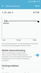 Samsung Galaxy S7 - Internet und Datenroaming - Prüfen, ob Datenkonnektivität aktiviert ist - Schritt 6