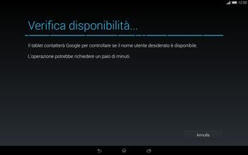 Sony Xperia Tablet Z2 LTE - Applicazioni - Configurazione del negozio applicazioni - Fase 10