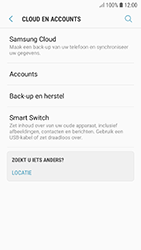 Samsung galaxy-a5-2017-android-oreo - Instellingen aanpassen - Back-up maken in je account - Stap 5