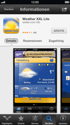 Apple iPhone 5 - Apps - Herunterladen - 12 / 20