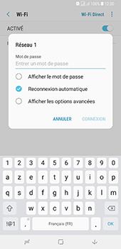 Samsung Galaxy A7 2018 - Internet et connexion - Accéder au réseau Wi-Fi - Étape 8
