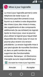 LG Spirit 4G - Logiciels - Installation de mises à jour - Étape 9