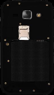 Samsung Galaxy J1 - SIM-Karte - Einlegen - 4 / 7