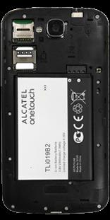 Alcatel Pop C7 - SIM-Karte - Einlegen - 2 / 2