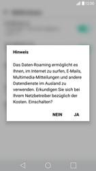 LG G5 - Ausland - Im Ausland surfen – Datenroaming - 1 / 1