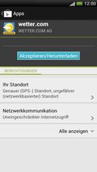 HTC Z520e One S - Apps - Herunterladen - Schritt 14