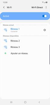Samsung Galaxy Note 10 Plus 5G - WiFi - Configuration du WiFi - Étape 9