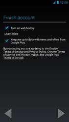 Alcatel One Touch Idol - Applications - setting up the application store - Step 17