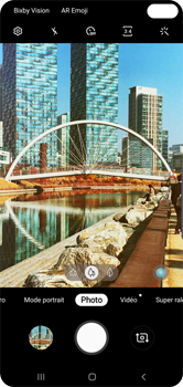 Samsung Galaxy S10 Plus - Photos, vidéos, musique - Prendre une photo - Étape 13