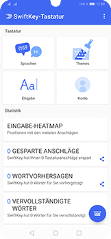 Huawei P30 Pro - Startanleitung - So fügen Sie eine Tastatursprache hinzu - Schritt 7