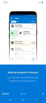 Samsung Galaxy Note20 - E-mails - Ajouter ou modifier votre compte Outlook - Étape 11