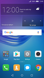 O2 | Guru Device Help | First setup | Personalise home screen