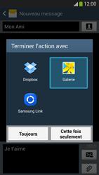 Samsung I9295 Galaxy S IV Active - MMS - envoi d'images - Étape 15