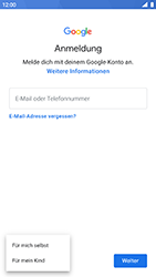 Nokia 8 - Android Pie - Apps - Einrichten des App Stores - Schritt 6