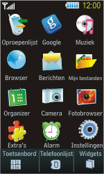 Samsung S8300 Ultra Touch - Buitenland - Bellen, sms en internet - Stap 3