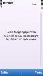 Nokia C6-00 - internet - handmatig instellen - stap 7