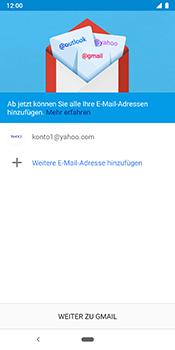 Google Pixel 3 - E-Mail - Konto einrichten (yahoo) - 13 / 16