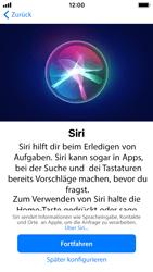 Apple iPhone SE - iOS 11 - Persönliche Einstellungen von einem alten iPhone übertragen - 22 / 29