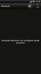 HTC One S - Bluetooth - Verbinden von Geräten - Schritt 5