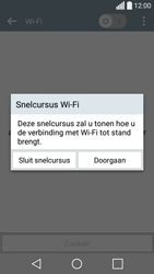 LG Spirit (H420F) - wifi - handmatig instellen - stap 5