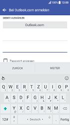 HTC 10 - Android Nougat - E-Mail - Konto einrichten (outlook) - Schritt 7