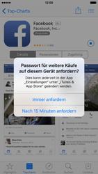 Apple iPhone 6s - Apps - Einrichten des App Stores - Schritt 26