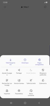 Samsung Galaxy Note10 Plus - Internet - configuration manuelle - Étape 25