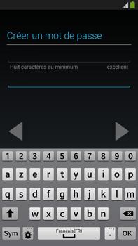 Samsung Galaxy Note 3 - Premiers pas - Créer un compte - Étape 15
