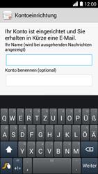 Huawei Ascend Y530 - E-Mail - Konto einrichten - 1 / 1