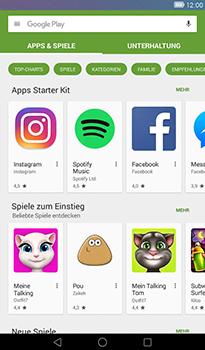 Huawei MediaPad T1 (7.0) - Apps - Herunterladen - Schritt 3