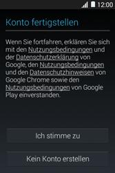 Samsung Galaxy Young 2 - Apps - Konto anlegen und einrichten - 16 / 25