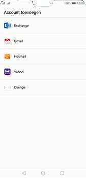 Huawei P20 Pro - E-mail - e-mail instellen (outlook) - Stap 4