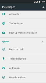 OnePlus 2 - software - update installeren zonder pc - stap 4