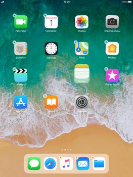 Apple iPad Air iOS 11 - Prise en main - Personnalisation de votre écran d