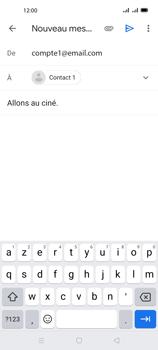Oppo A72 - E-mails - Envoyer un e-mail - Étape 8