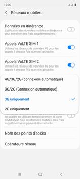 Samsung Galaxy A51 - Internet et connexion - Activer la 4G - Étape 7