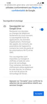 Oppo Reno 4 Pro - E-mails - Ajouter ou modifier votre compte Gmail - Étape 11