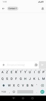 OnePlus 7 - Contact, Appels, SMS/MMS - Envoyer un MMS - Étape 7