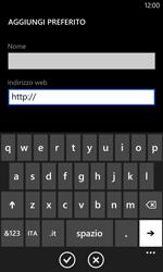 Nokia Lumia 1020 - Internet e roaming dati - Uso di Internet - Fase 12