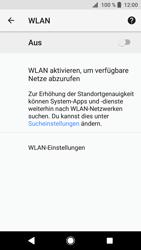 Sony Xperia XZ1 Compact - WLAN - Manuelle Konfiguration - Schritt 6