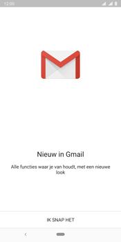 Nokia 9 - E-mail - e-mail instellen (outlook) - Stap 4