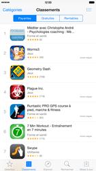 Apple iPhone 6 Plus - Applications - Créer un compte - Étape 5