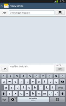 Samsung T315 Galaxy Tab 3 8-0 LTE - MMS - afbeeldingen verzenden - Stap 4