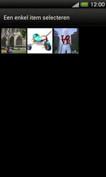 HTC T320e One V - MMS - Afbeeldingen verzenden - Stap 10