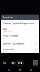 HTC Desire 626 - Photos, vidéos, musique - Créer une vidéo - Étape 8