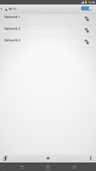 Sony C6833 Xperia Z Ultra LTE - WiFi - Handmatig instellen - Stap 7